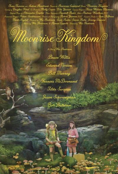Stylé, drôle, barré, divertissant : Moonrise Kingdom !