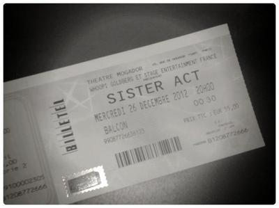 Sister Act ! La comédie musicale à Mogador