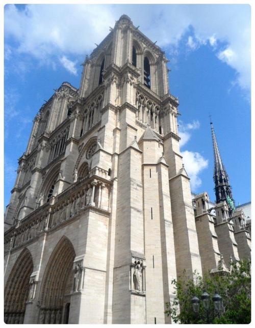 Il est venu le temps des cathédrales !