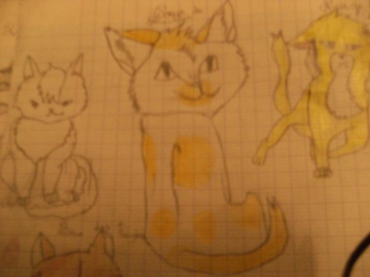 !mes dessins!   2