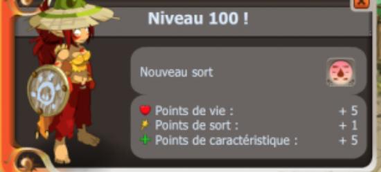 Up lvl 100