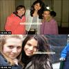 Découvrez deux nouvelles photos de Selena et ses fans hongroises à Budapest