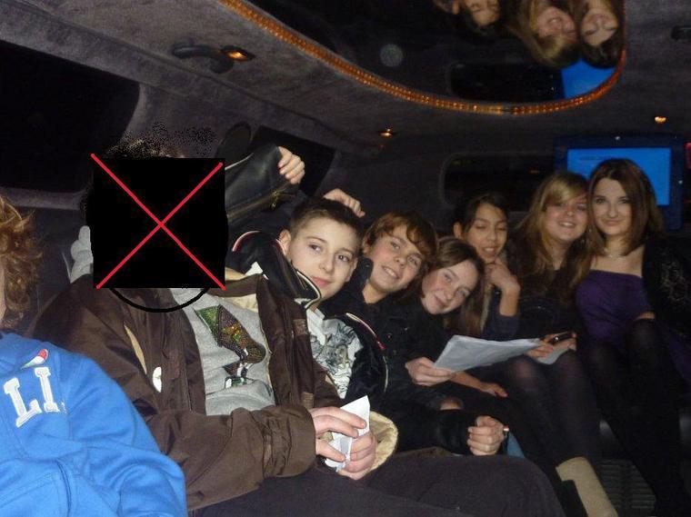 The limousine !!
