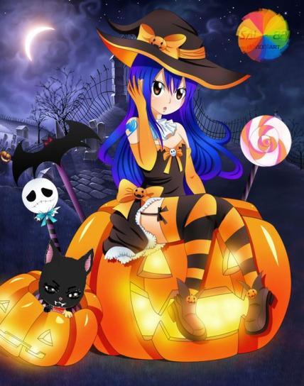Halloween chapitre 1
