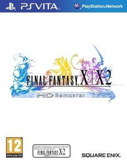 FFX et X-2HD sur Vita trouve une date