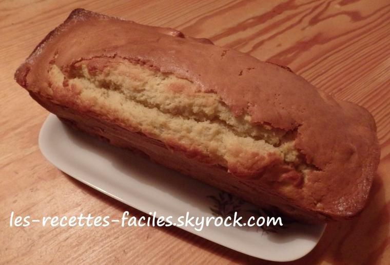 ~~ CAKE POMME-BANANE ~~
