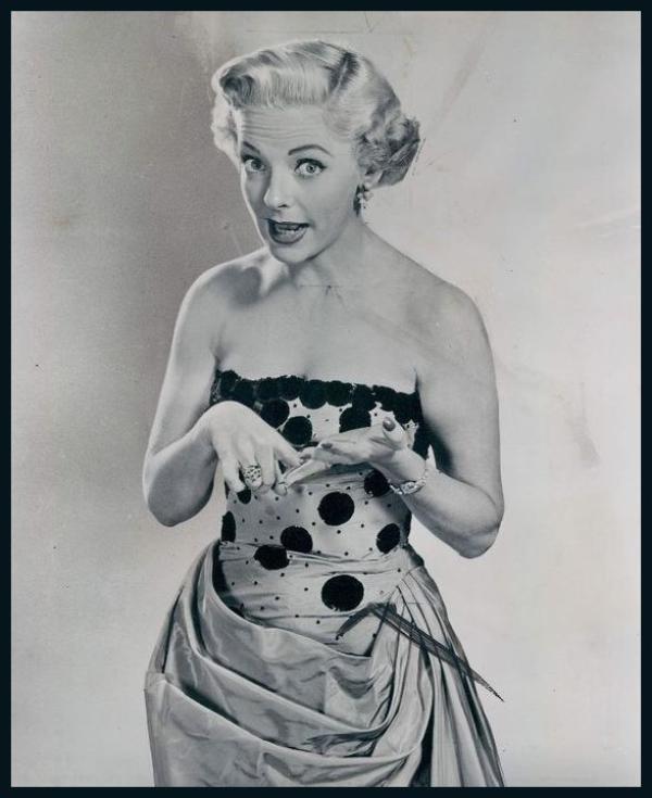 Vivian BLAINE '40-50 (21 Novembre 1921 - 9 Décembre 1995)
