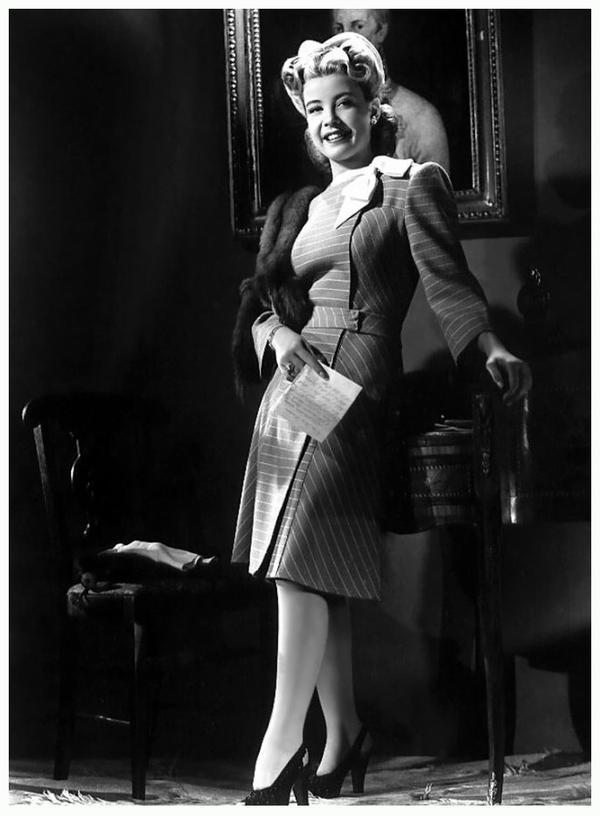 Gloria De HAVEN '40-50 (23 Juillet 1925)