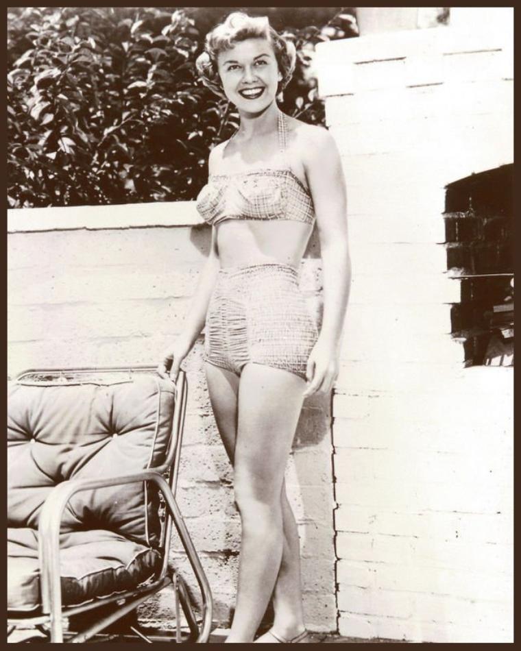 Doris DAY '40-50 (3 Avril 1924)