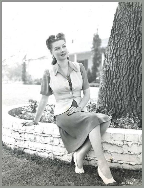 Ann SHERIDAN '40-50 (21 Février 1915 - 21 Janvier 1967)