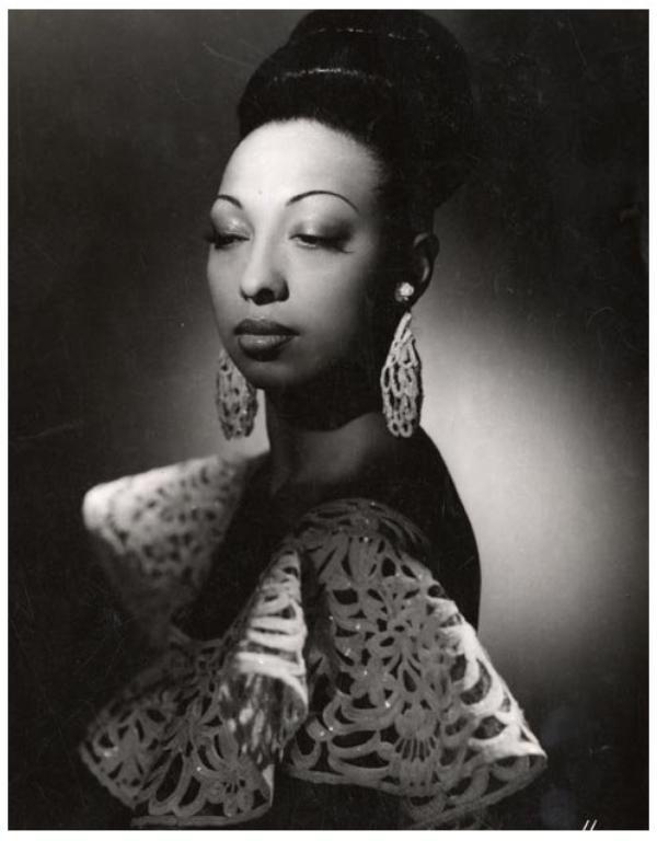 Joséphine BAKER '20-30-40-50 (3 Juin 1906 - 12 Avril 1975) - RARE PIX VINTAGE ACTRESSES