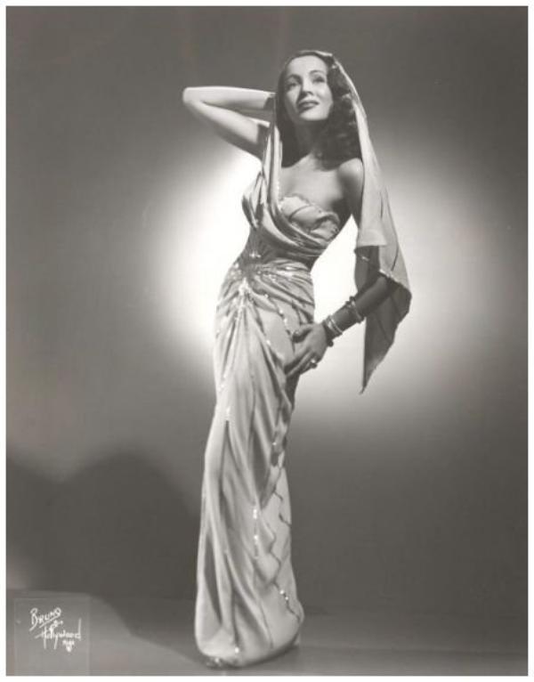 Lita BARON '40-50 (11 Août 1929)