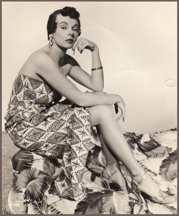 Lisa FERRADAY '50 (10 Mars 1921 - 22 Mars 2004)