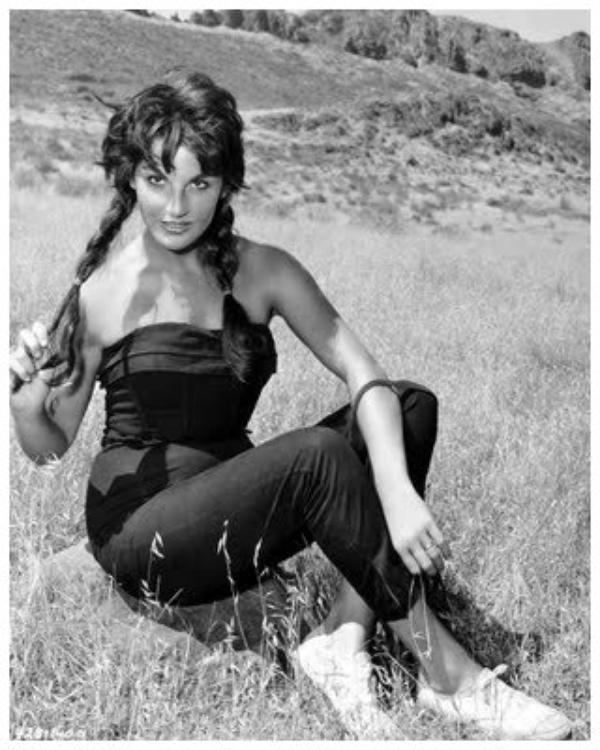 Lita MILAN '50 (née en 1933)