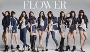 Nouveau Groupe Japonais: FLOWER
