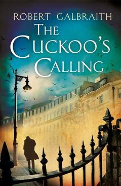 """Review: """"The Cuckoo's Calling"""" - J.K. Rowling"""