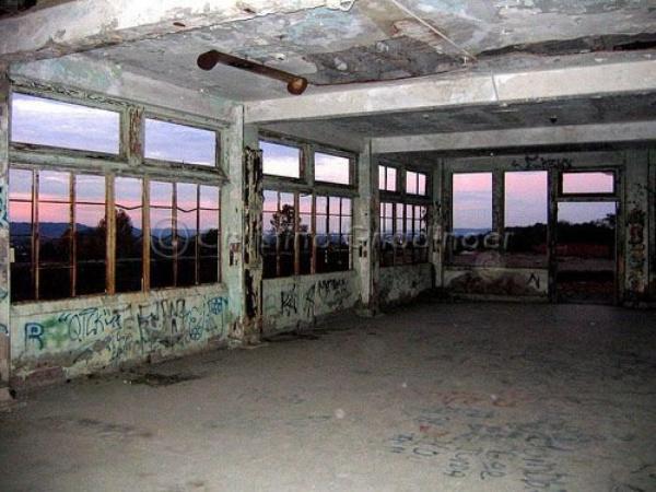 Le sanatorium de Waverly Hills