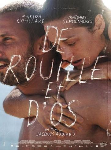 De rouille et d'os (Jacques Audiard, 2012)