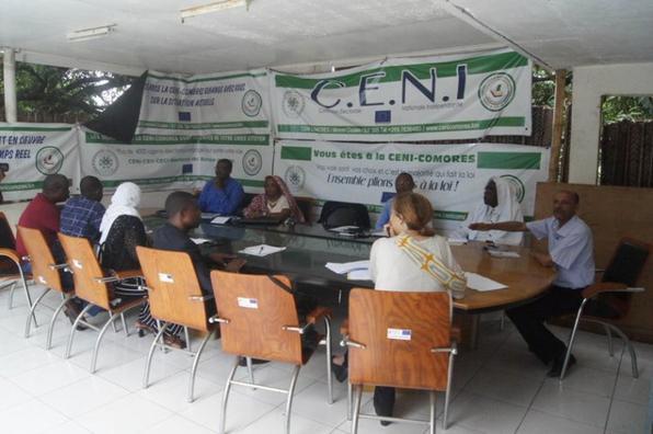 Election partielle / La CENI prête les partielles de Hada et la municipale de Mboinkou