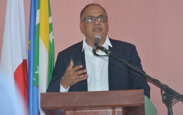 Commune de Moroni : Mustapha Chamsoudine rend son tablier