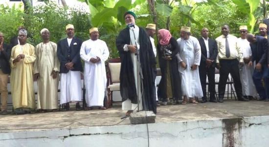 Le président d'honneur du Juwa, A. A. Mohamed Sambi : «Il n'y a aucun problème entre la Crc et le Juwa»