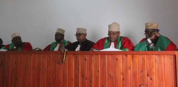 Cour constitutionnelle : Révoqué, Antoy Abdou charge ses ex-collègues