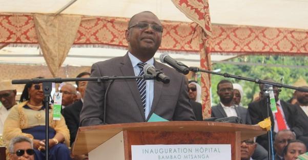 Droit de réponse aux insultes de Juwa contre le président de l'Assemblée de l'Union