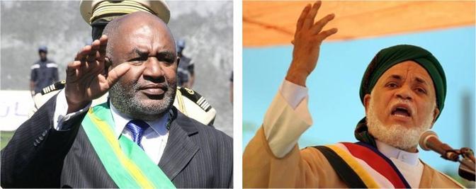 AZALI & SAMBI : deux présidents, deux idéologies opposées