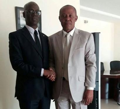 Nouveau Directeur du Bureau Géologique des Comores