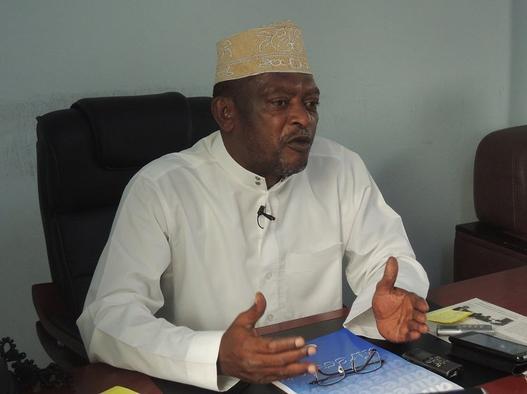 Le conseiller diplomatique d'Azali fustige Sambi