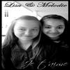 Lisa & Mélodie les soeurs a jamais