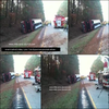 Accident d'autobus , pendant la tournée de Miley Cyrus ..L'accident aurait causer un Mort ( le chauffeur).