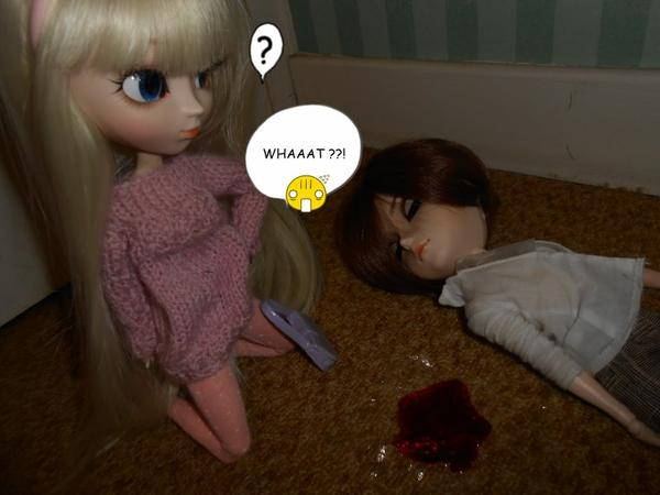 The origins of my doll 1