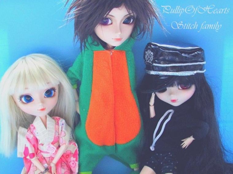 Stitch family ~