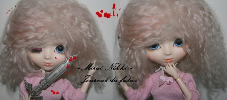 ~Mirai Nikki~ Journal du futur