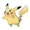 Fiche de présentation de : Pikachu