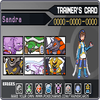 Ma trainer's card