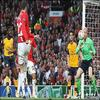 arsenal manchester united 0-1