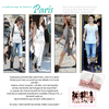 ♦ Photos : Candids ♣ Lieu : Paris ♪ Date :  Semaine du 21 Juin ♠  Rubrique :  Carnet de Voyage [/size/]  ~Newsletter~