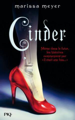 14 ) Cinder de Marissa Meyer