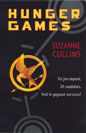 30) Hunger Games de Suzanne Collins