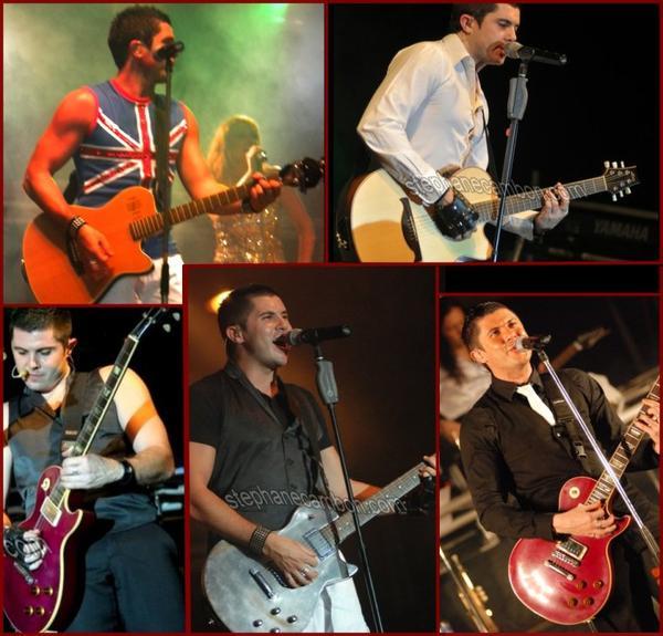 Un défilé de guitares chez Selmer, pour les amateurs !