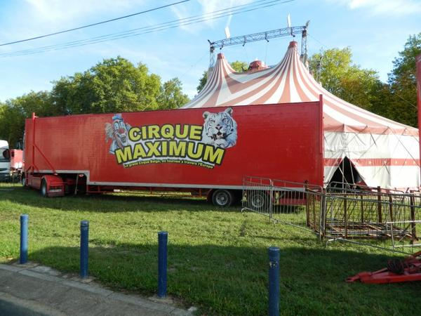 cirque MAXIMUM