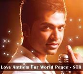 Love Anthem For World Peace by Str (2011)