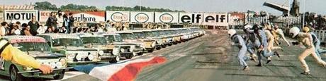 SIMCA RACING TEAM 7200 Pilotes 180 Points et Clubs 70 000 Adhérents le plus grand club d'Europe des seventies