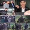 """En ce moment, plus de candids sur Taylor ! On se consolent avec Rob qui arrivait à Nashville, le 29 juillet.         30.07.10 - Rob' est encore sur le tournage de """"Water For Elephants"""" pour tourner une des dernières scènes le 30 juillet."""