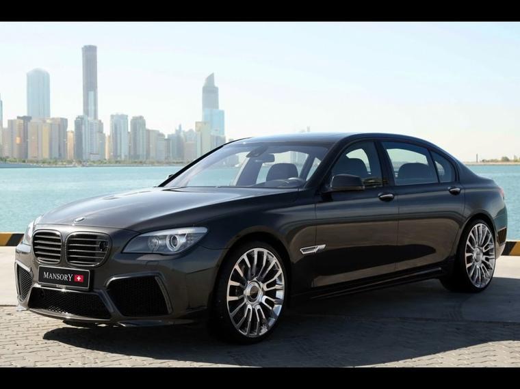Mansory BMW Serie 7