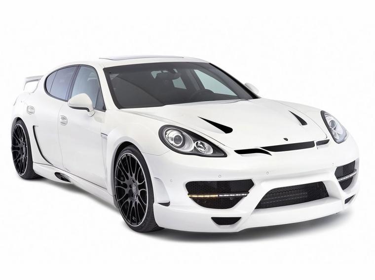 Hamann Porsche Panamera Turbo Paragon