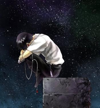 One-shot Evangelion : Regrets