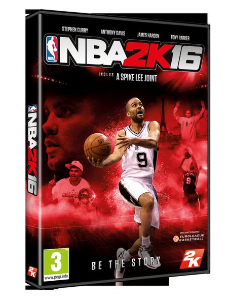 NBA2K16 à gagner dans l'émission !